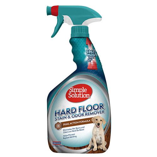 SIMPLE SOLUTION- Средство для удаления с полов запахов и пятен от жизнедеятельности домашних животных