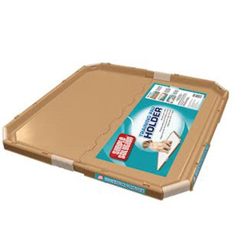 SIMPLE SOLUTION- Поддон под гигиенические пеленки для приучивания щенков к туалету