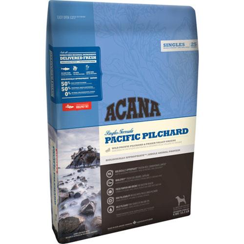 Acana Singles Pacific Pilchard - Корм Акана для собак всех пород и возрастов с тихоокеанской сардиной