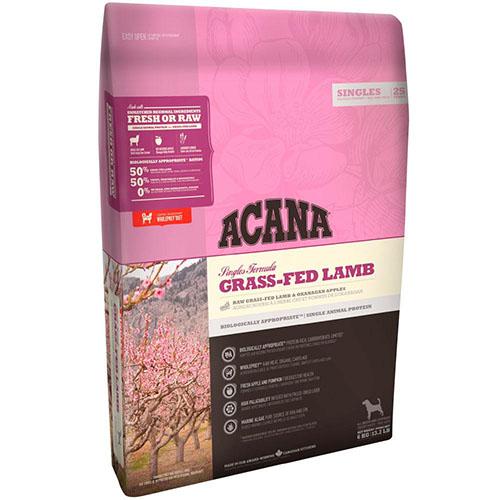ACANA Grass - Fed Lamb Корм для собак з ягням, гіполалергенний - АКАНА Гресс-Фед Ламб