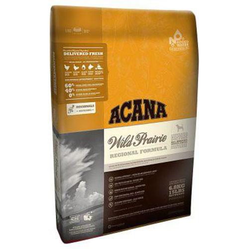 ACANA WILD PRAIRIE DOG - Беззерновой Корм Акана для собак и щенков всех пород (цыпленок/индейка/рыба)