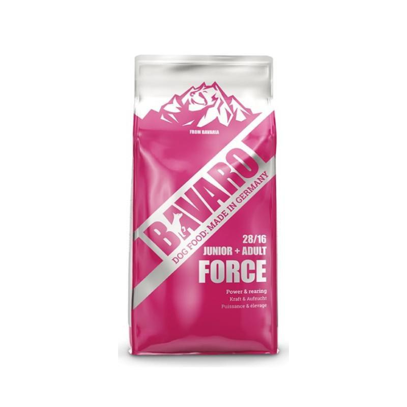 Bavaro Force 28/16 - Сухой корм для щенков и взрослых собак