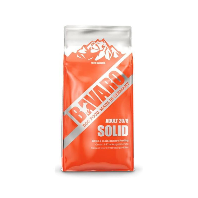 Bavaro Solid 20/8 - Сухой корм для взрослых и пожилых собак