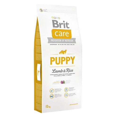 Brit Care Puppy All Breed Lamb & Rice - Корм для щенков всех пород с ягненком и рисом