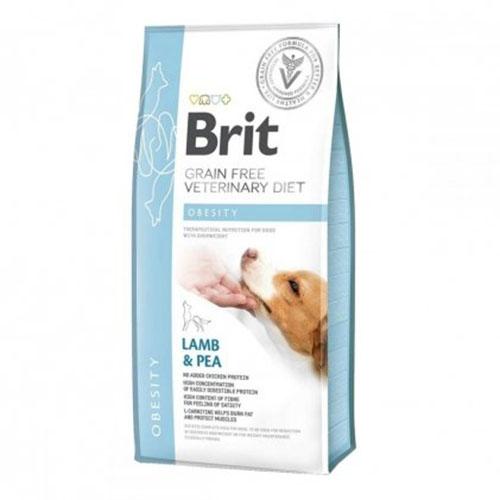 Brit GF Veterinary Diet Obesity - Лечебный корм для собак с избыточным весом