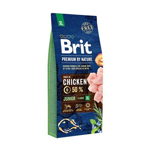 Brit Premium Junior XL - Сухой корм для щенков гигантских пород