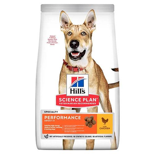 Hills SP Canine Adult Performance Chicken корм для активных взрослых собак