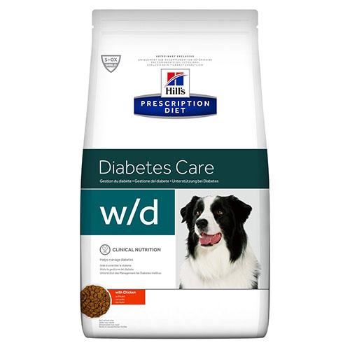 Hills (Хилс) PD Canine W/D корм для контроля веса, при запорах, сахарном диабете, колите, струвите