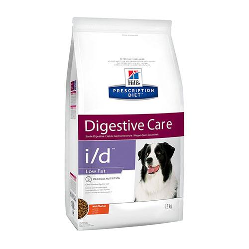 Hills Prescription Diet Canine i / d Low Fat Лікувальний сухий корм для собак