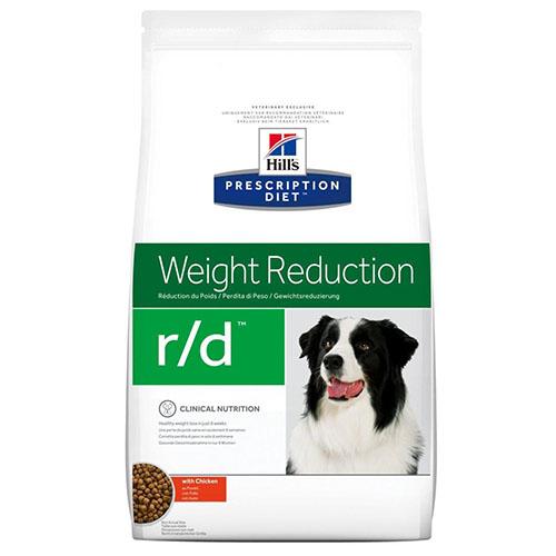 Hills Prescription Diet r/d Лечебный корм для собак от ожирения для собак с диабетом