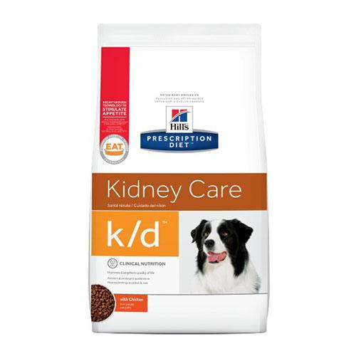 Hills Prescription Diet k/d Лечебный Корм для собак при  болезни почек и сердечной недостаточности