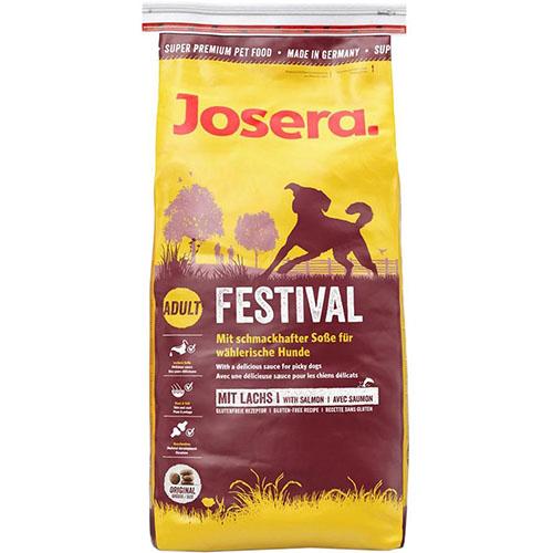 Josera Dog Festival  - Йозера Фестиваль корм для собак с лососем и рисом