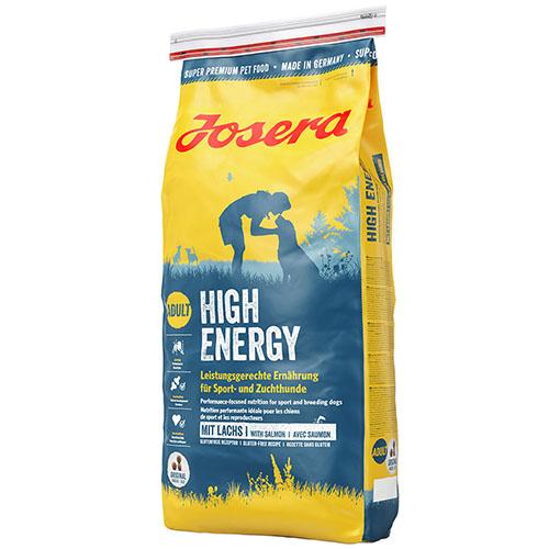 Josera Dog High Energy - Йозера Хай Енерджи корм для взрослых активных и атлетичных собак