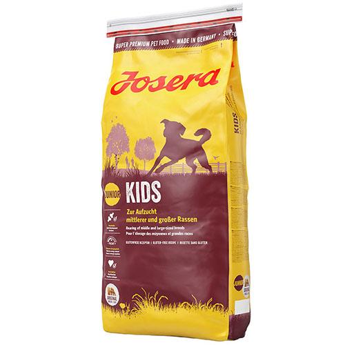 Josera Dog Kids - Йозера Кидс корм для щенков средних и крупных пород
