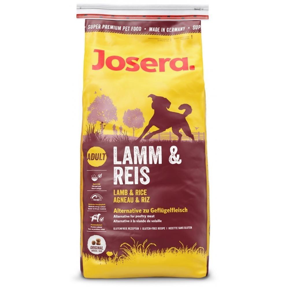 Josera Dog Lamm and Rice - Йозера Лем енд Райс корм для собак всех пород c ягненком и рисом