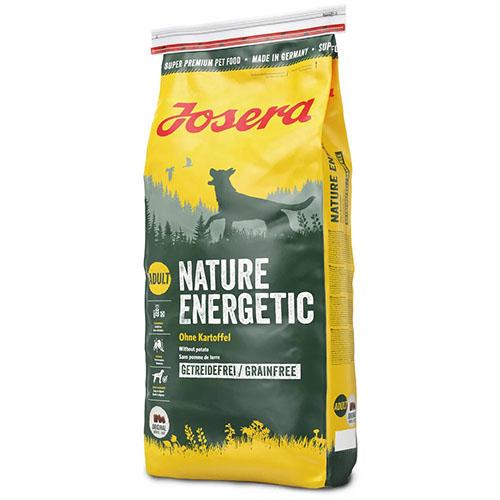 Josera Dog Nature Energetic Йозера Нейчер Енергетик сухой корм для активных собак