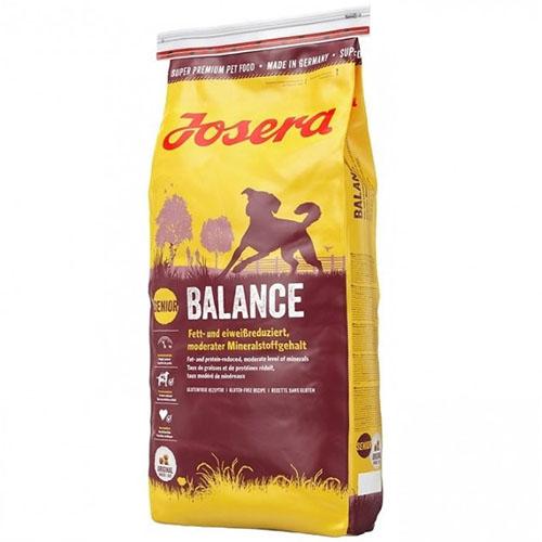 Josera Dog Senior Balance - Йозера Баланс корм для взрослых пожилых собак