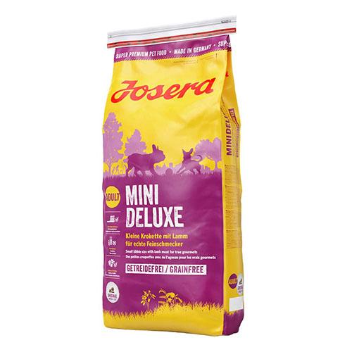 Josera Mini Deluxe - Йозера МиниДелюкс беззерновой корм для собак мелких пород