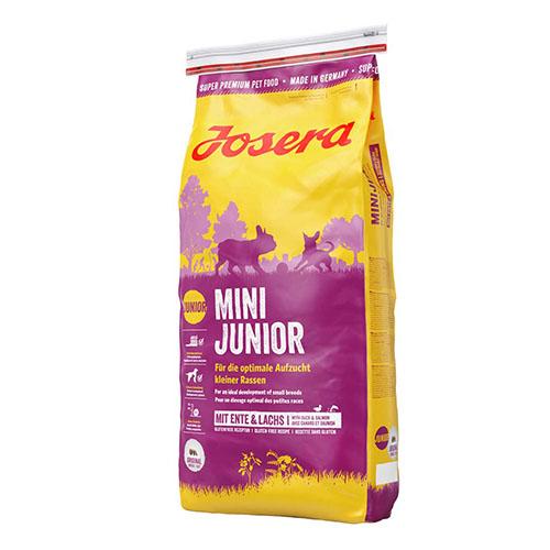 Josera Mini Junior - Йозера МиниЮниор корм для щенков мелких пород