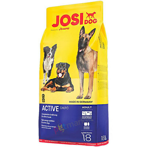 JosiDog Active - Йозера ЙозиДог Актив для активных собак