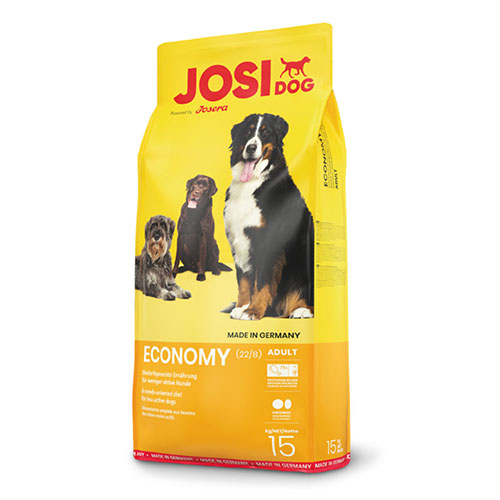JosiDog Economy корм для малоактивных собак