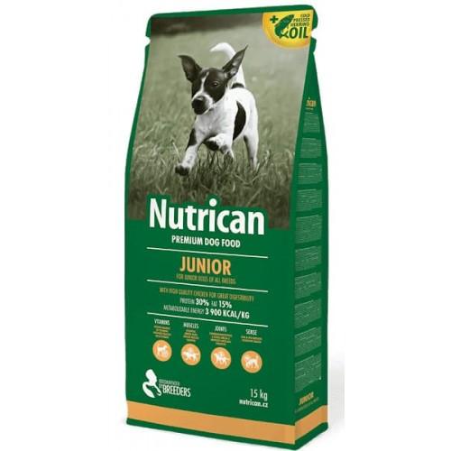 Nutrican Junior - Корм для щенков всех пород