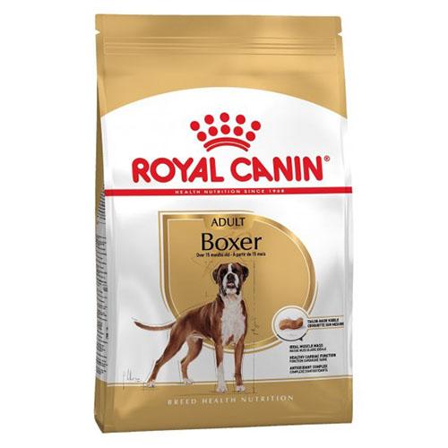 Royal Canin Boxer Adult - корм Роял Канин для взрослых боксёров