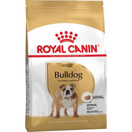 Royal Canin Bulldog Adult - корм Роял Канин для взрослых бульдогов