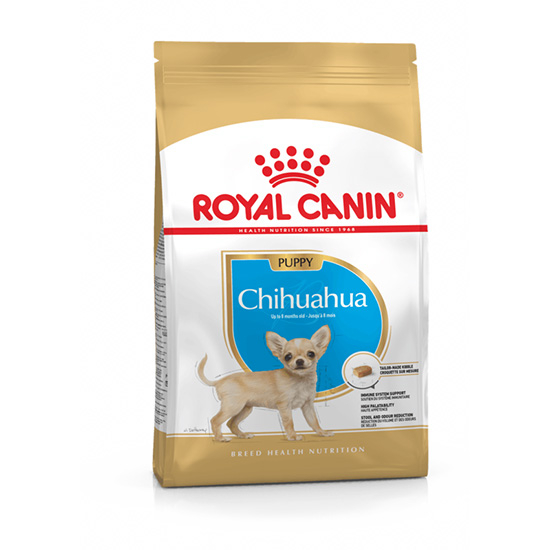 Royal Canin Chihuahua Junior - корм Роял Канін для цуценят чихуахуа