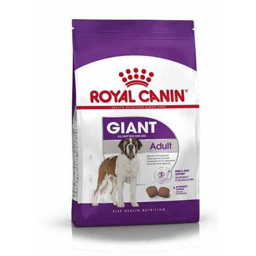 Royal Canin Giant Adult - корм Роял Канін для дорослих собак гігантських порід