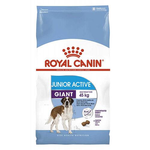 Royal Canin Giant Junior Active - корм Роял Канін для активних цуценят гігантських порід