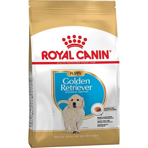 Royal Canin Golden Retriever Junior - корм Роял Канин для щенков золотых ретриверов