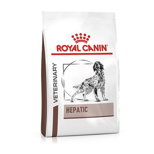 Royal Canin Hepatic Dog - корм Роял Канин Гепатик для лечения и профилактики заболеваний печени