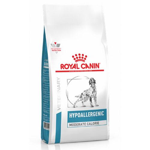 Royal Canin Hypoallergenic Moderate Calorie - корм Роял Канин для собак с избыточным весом