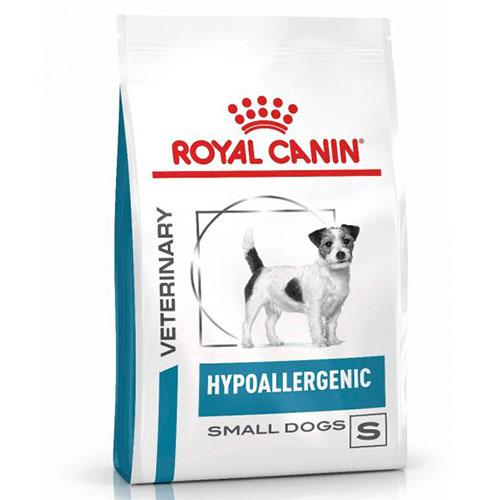 Royal Canin Hypoallergenic Small Dog - корм Роял Канин при пищевых аллергиях у собак малых пород