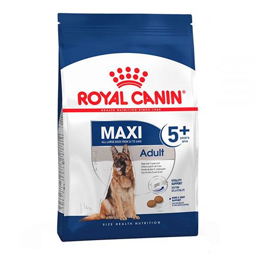Royal Canin Maxi Adult 5+ Mature - корм Роял Канин для крупных собак старше 5 лет