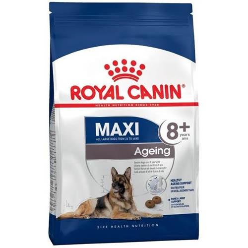 Royal Canin Maxi Ageing 8+ - корм Роял Канин для стареющих собак крупных пород