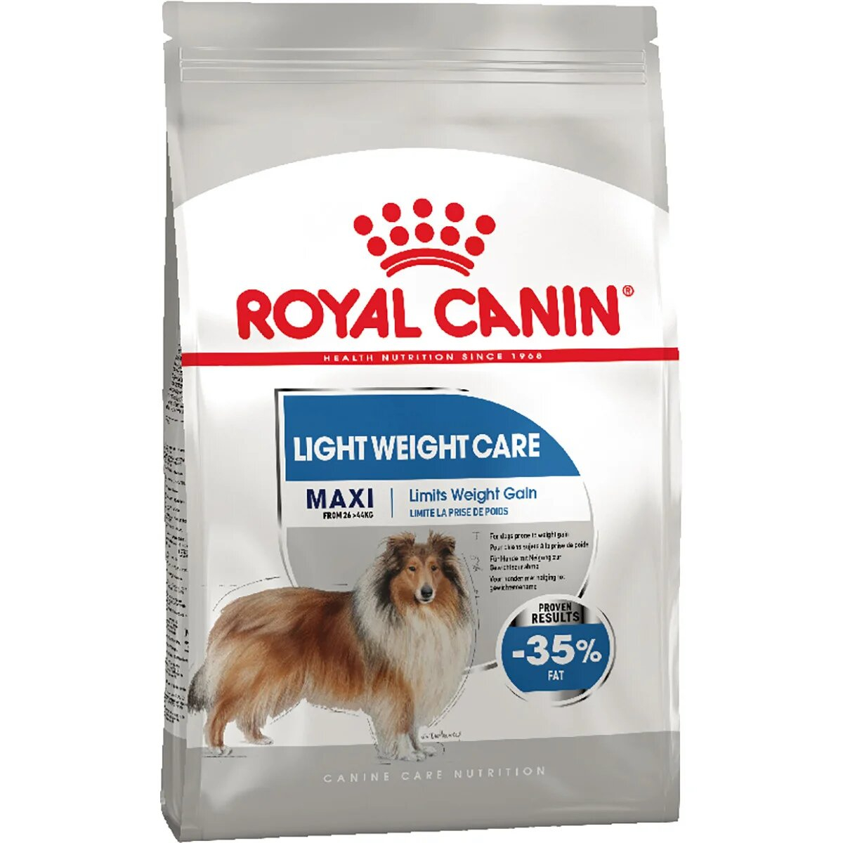 Royal Canin Maxi Light - корм Роял Канин для крупных взрослых собак с избыточным весом