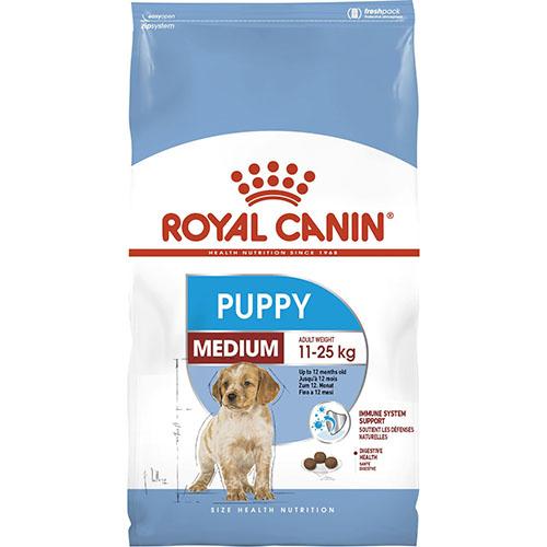 Royal Canin Medium Puppy / Junior - корм Роял Канін для цуценят середніх порід