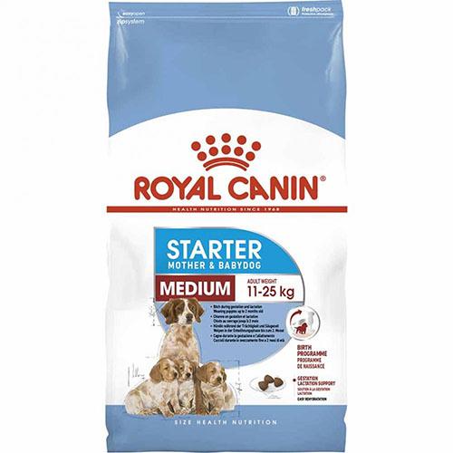 Royal Canin Medium Starter - корм Роял Канін для цуценят середніх порід до 2-х місяців