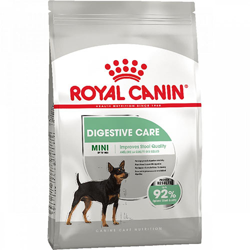 Royal Canin Mini Digestive Care для собак мелких пород с чувствительным пищеварением