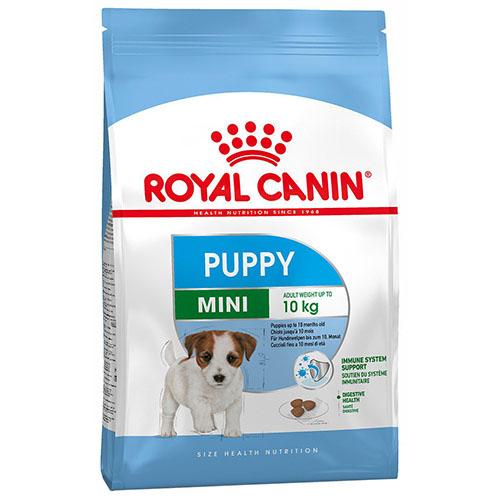 Royal Canin Mini Puppy / Junior - корм Роял Канін Міні Джуніор для цуценят дрібних порід