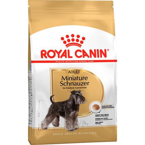 Royal Canin Schnauzer - корм Роял Канин для цвергшнауцеров