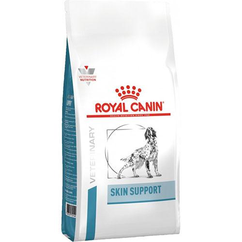 Royal Canin Skin Support Dog - корм Роял Канин для собак с заболеваниями кожи