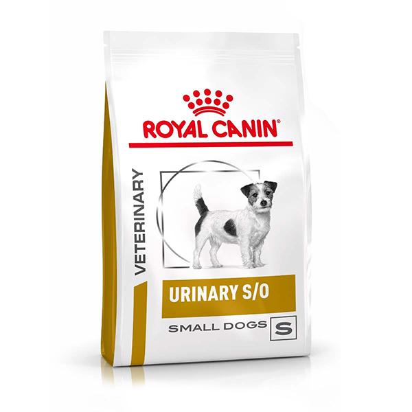 Royal Canin Urinary S/O - Роял Канин при мочекаменной болезни у собак мелких пород