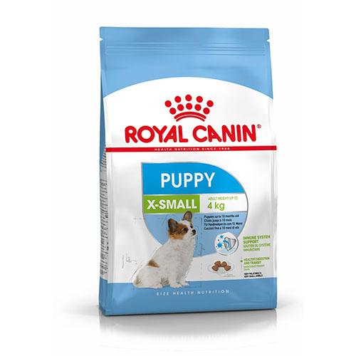 Royal Canin X-Small Puppy - Роял Канин Х-Смол Паппи сухой корм для щенков миниатюрных пород