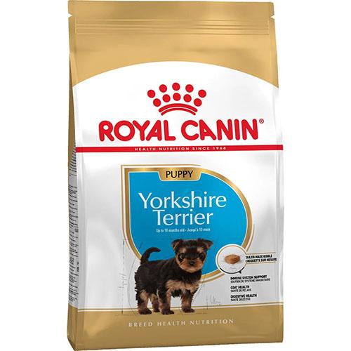 Royal Canin Yorkshire Puppy Junior - корм Роял Канин для щенков йоркширских терьеров