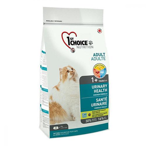 1st Choice Adult Urinary Health - Фест Чойс корм для кошек Профилактика мочекаменной болезни