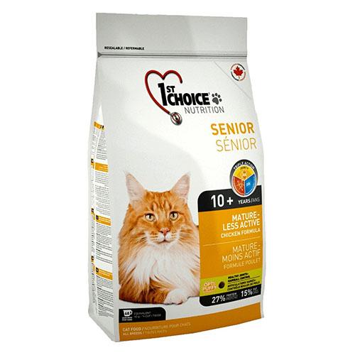 1st Choice Mature Cat - Фест Чойс корм для пожилых кошек