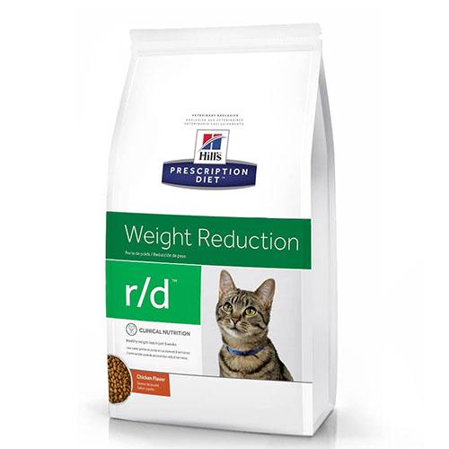 Hills Prescription Diet r/d Chicken Хиллс Лечебный корм для кошек склонных к избыточному весу